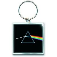 БРЕЛОК - PINK FLOYD THE DARK SIDE OF THE MOON KEY CHAIN - Меломания